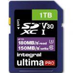 Integral 1TB SDXC Ultima Pro V30