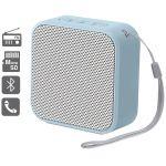 Biwond Mini Coluna Bluetooth 5W Cube 8 Blue