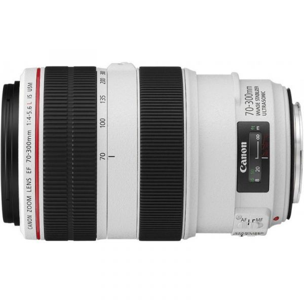 Objetiva Canon EF 70-300mm f/4-5.6 L IS USM