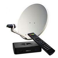 TV Satélite e Terrestre