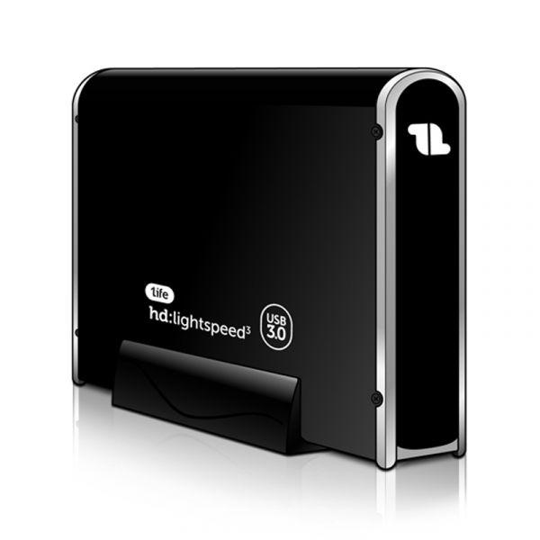 1life hd:lightspeed3 SATA 3.5 > USB 3.0 ref. 1ifehdlghtspd3