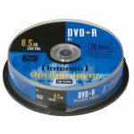 Intenso dvd+r dl 8.5gb 8x pack 10 cakebox - 4311142