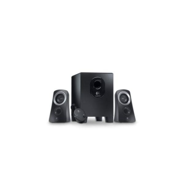 Logitech Z-313 Speaker System 2.1