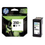 HP 350XL CB336E Black
