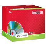 Imation DVD-RW 4.7GB 10 Pack Show - I21061