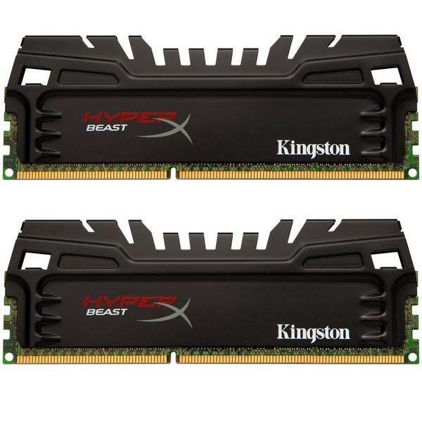 Memória RAM Kingston 16GB XMP Beast (2x 8GB) DDR3 1600MHz CL9
