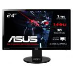 "Monitor Asus 24"" Gamer VG248QE 144Hz FHD"