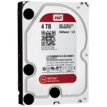 Disco Rígido Western Digital 4TB 3.5 Red 5400rpm SATA III 64MB - WD40EFRX