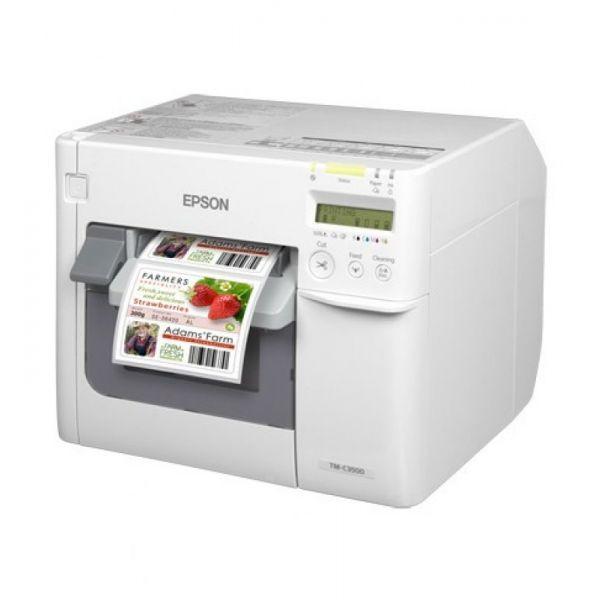 Epson Printer TM-C3500 - C31CD54012