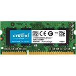 Memória RAM Crucial 4GB DDR3 1600Mhz PC3-12800 CL11 - CT51264BF160BJ