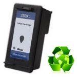 Tinteiro HP 350 CB335E Black Reciclado