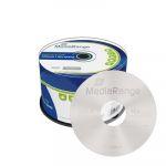 MediaRange 4.7GB DVD+R 16x Cake 50 - MR445
