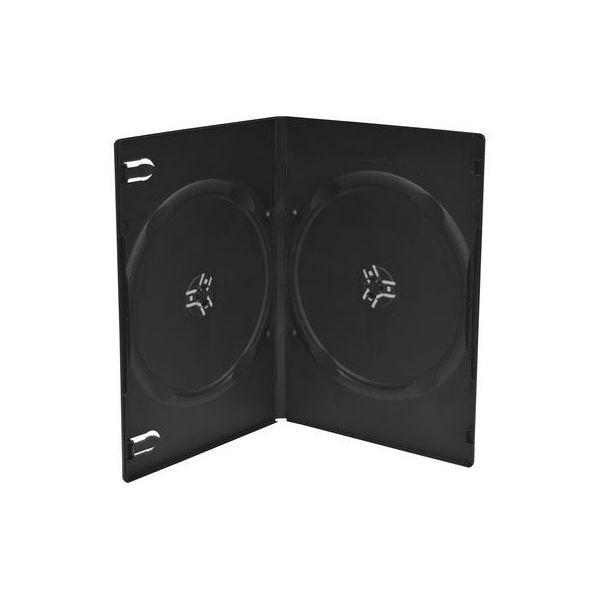 Mediarange Capa DVD Slim 2 Discos 9mm - BOX14