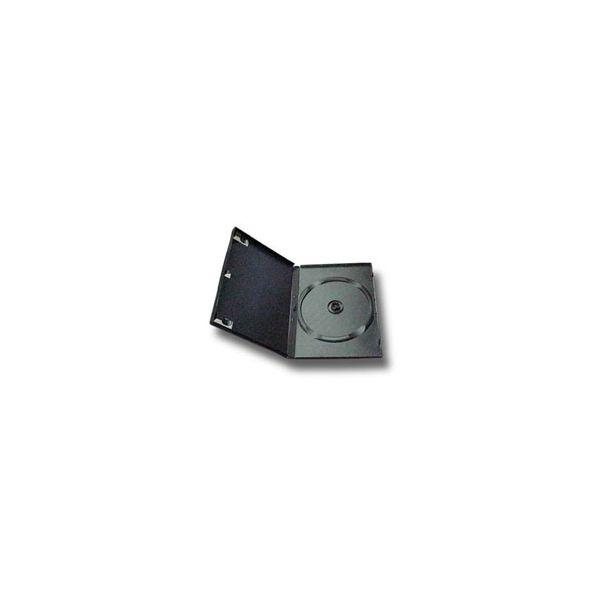 Mediarange Capa DVD 1 Disco 14mm Pack 100 - BOX11-100