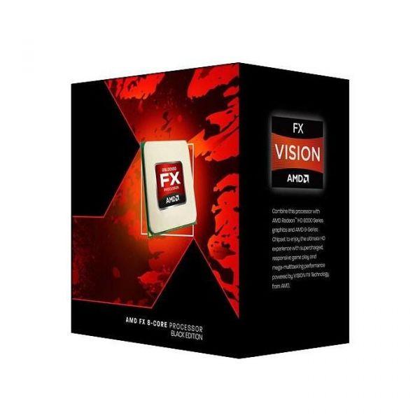 AMD FX 8370E 33 43GHz