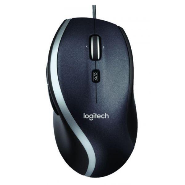 Logitech M500 Mouse Black - 910-003726