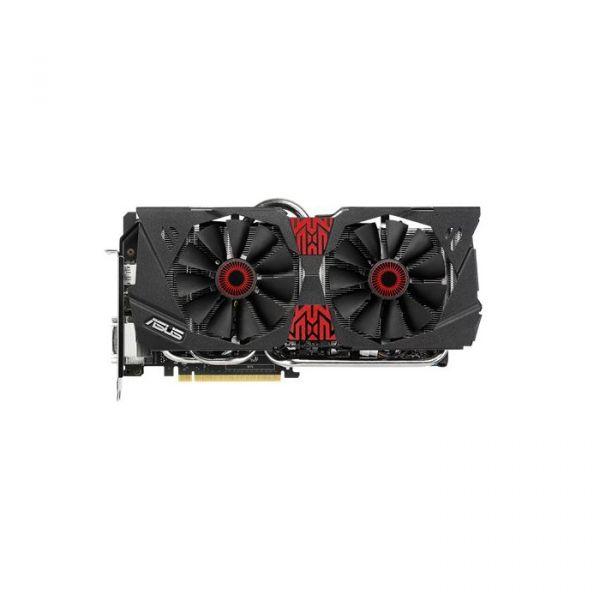 Asus GeForce GTX980 DirectCU II OC Strix 4GB GDDR5 - 90YV07D0-M0NA00