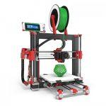 BQ Impresssora 3D Prusa i3 Hephestos Red
