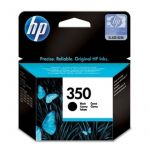 HP 350 CB335E Black