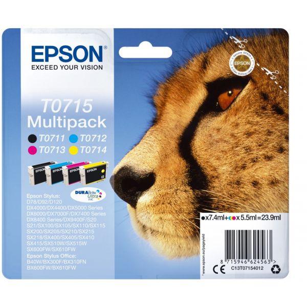 Epson T0715 Multipack C13T07154020