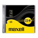 Maxell Pack 10 Cd-r 80 52X 700MB - 624826.40.CN