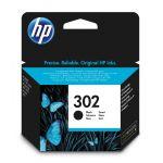 HP Tinteiro 302 F6U66AE Black