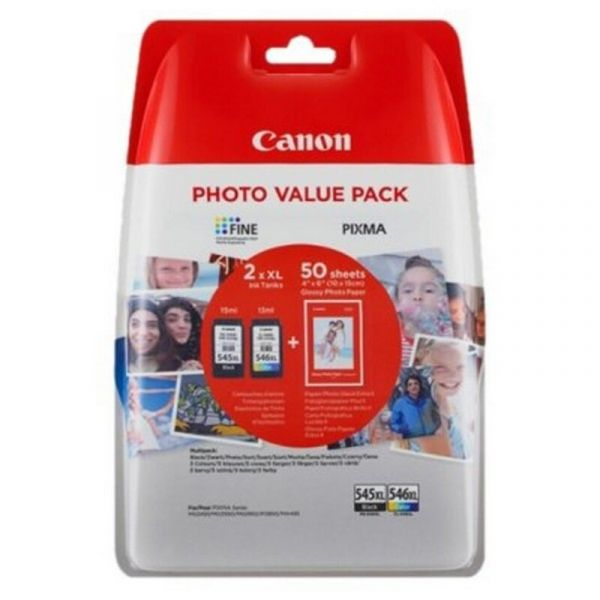 Canon PG-545XL/CL546XL - 8286B007