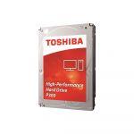 "Toshiba 2TB P300 64MB 3.5"" 7200rpm SATA III - HDWD120UZSVA"
