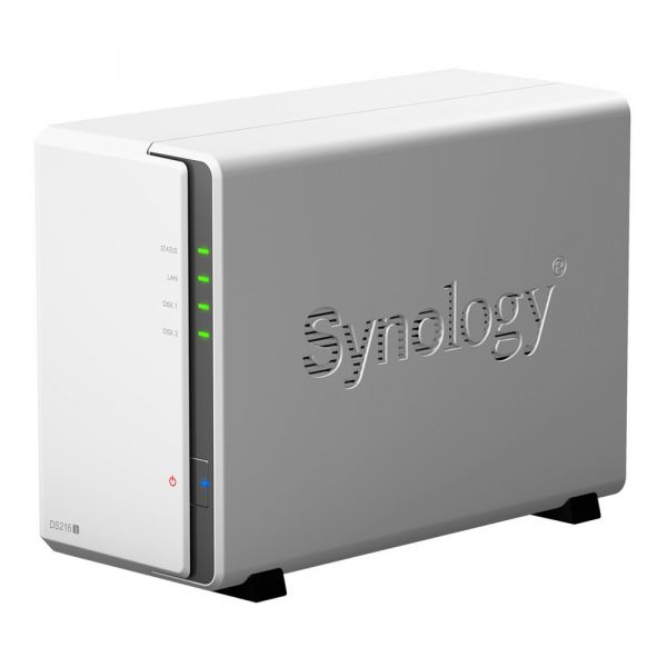 Synology DiskStation 2 Baias DS216J