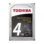 "Disco Rígido Toshiba 4TB X300 3.5"" 7200rpm 128MB SATA III - HDWE140EZSTA"