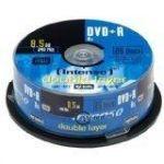 Intenso dvd+r dl 8.5gb 8x pack 25 - 4311144
