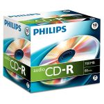 Philips Cd-r 80MIN Audio - CR7A0NJ10