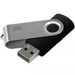 TDK 8GB Twister USB 2.0 Black - UTS2-0080K0R11