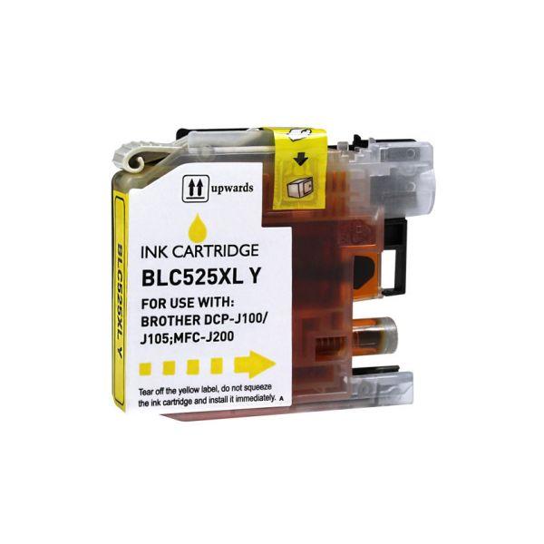 Tinteiro Brother LC-525XL Yellow Compatível