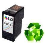 Lexmark Nº1 18CX781E Cores
