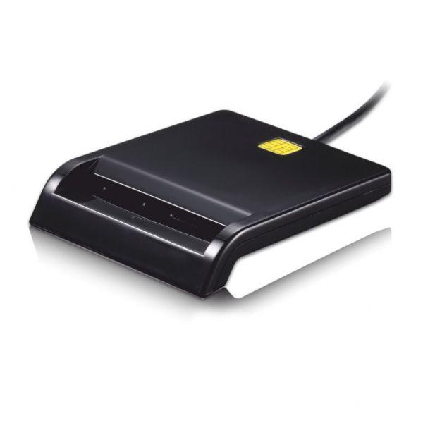 Tooq Leitor de cartões USB 2.0 - TQR-210B