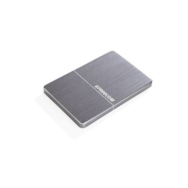 Disco Externo Freecom 1TB Mobile Drive Metal 2.5 Space Grey USB 3.0 - 56369