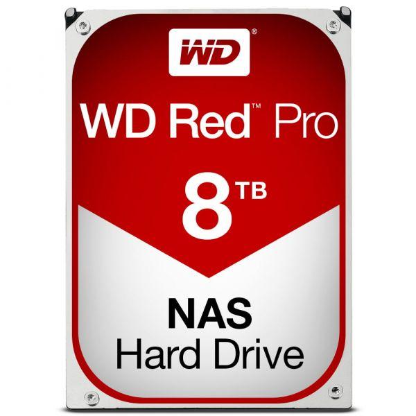 Western Digital 10TB NAS 7200rpm 256mb Red Pro SATA III - WD101KFBX