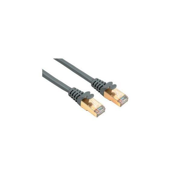 Hama Cabo Rede CAT5 (1,5Mts) Cinza - 00041894