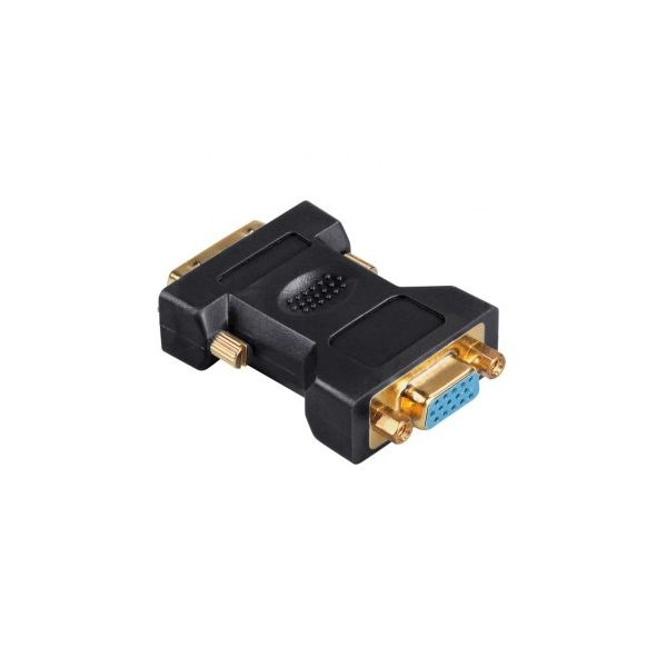 Hama Adaptador DVI M/VGA F