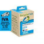 Pack 4 Tinteiros Epson 29XL Compatível (T2991/2/3/4) Compatível