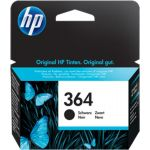 HP 364 CB316E Black