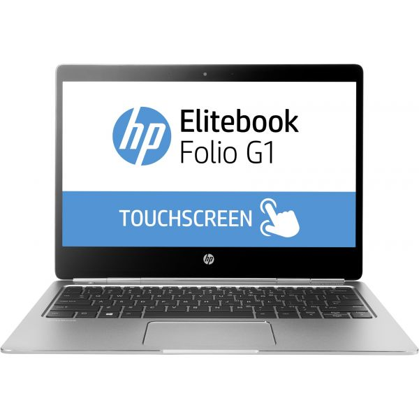 "HP EliteBook Folio G1 12.5"" m7-6Y75 8GB 512GB SSD - X2F47EA"