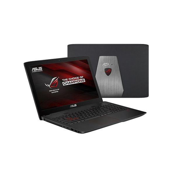 "Asus GL552VW-76B96PB1 15.6"" i7-6700HQ 16GB 256GB SSD 1TB - 90NB09I3-M10910"