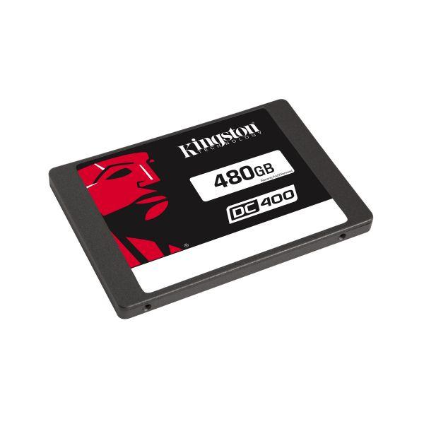 Kingston 480GB SSDNow DC400 2.5 SATA III - SEDC400S37/480G