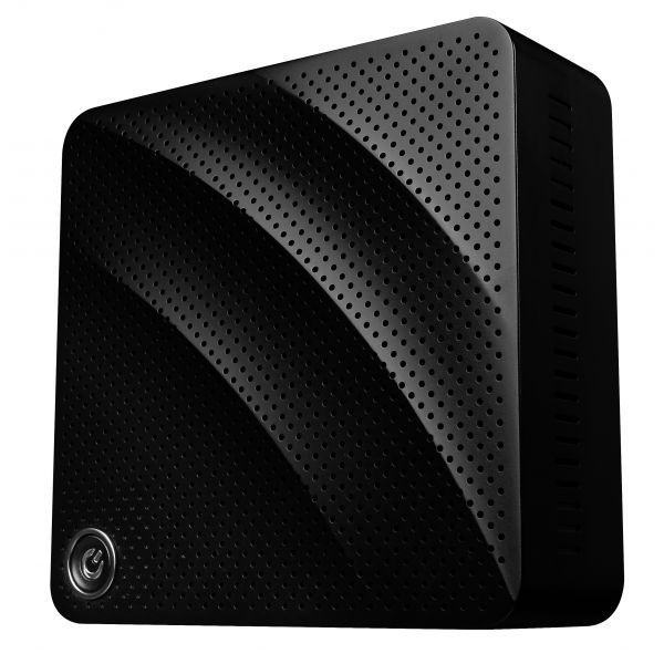 MSI Cubi N-021BEU Celeron N3050 Barebone Black