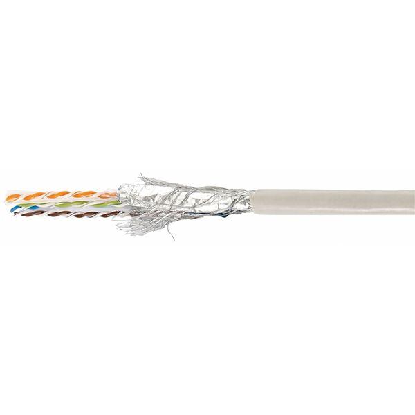 Equip Cat.6 LSOH Solid Copper Cable SF/UTP 4P23, 100m - 40148507