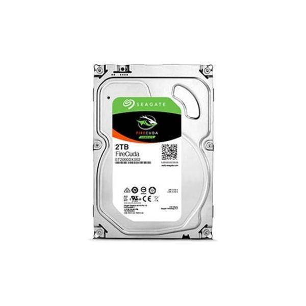 Seagate 2TB FireCuda 7200rpm 64MB SATA III 3.5 - ST2000DX002