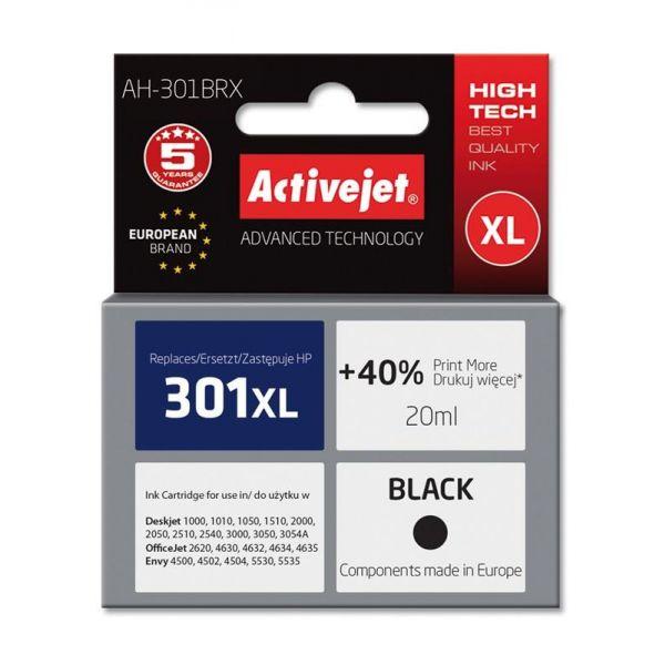 Tinteiro HP 301XL CH563E Black Compatível