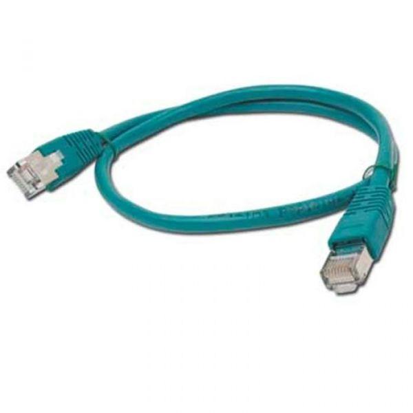 iggual Tubo Flexível FTP Cat6 3 m Green